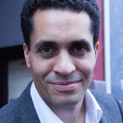 Walid Al Saqqaf founder of Insureblocks